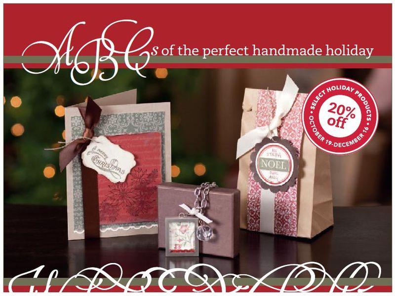 Handmade Holiday ABCs 101910